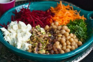 Salade vegetarienne